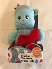 Igglepiggle Night Garden perfectamente cantando In The Felpa Blanda Juguete Niños Musical