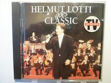ALBUM CD - Helmut Lotti – Helmut Lotti Goes Classic