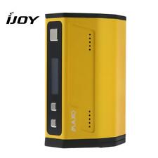 MAXO Quad 18650 315W TC Authentic Yellow