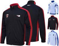 RDX Tracksuit Mens Fleece Jacket Sweat Jumper Fitness Training Hooded Track Suit