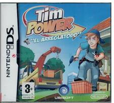 Tim Power - El arreglatodo (Nintendo DS Nuevo)