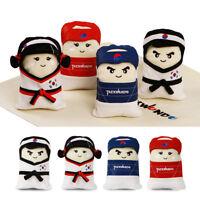 """Taekwondo Blanket Super Soft Warm Kids snuggle-in Sleeping Bag Cute 36"""" x 24"""""""