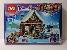 Lego Winter Snow Ski Chalet Resort 41323 Building Kit 402 Piece Friend Age 7 Up