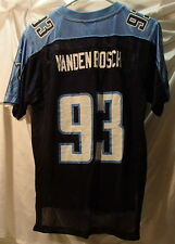 Kyle Vanden Bosch Tennessee Titans Reebok Football Jersey Youth Size Large