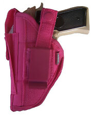 Pink Hand Gun Holster 4 Kimber Ultra Carry II 3 inch barrel