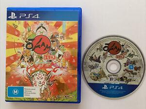 Okami HD - PS4 PlayStation 4 AUS VERSION