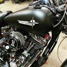 🔥Genuine Harley Vintage Style Gas Fuel Tank Emblems Badges OEM Panhead