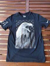 Vintage Mens Nike Usa Olympic Usa Soccer Us Soccer Usmnt Uswnt Shirt Large Euc