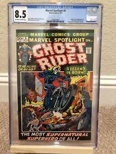 Marvel Spotlight 5 CGC 8.5