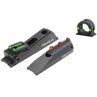 NEW! TRUGLO Muzzle-Brite Xtreme w/Ghost Universal Sight Red/Green TG958X