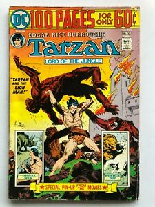 Tarzan #233 Comic 1974 - DC Comics - Lord of the Jungle - Edgar Rice Burroughs