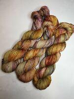 SW Merino /Nylon yarn, 4-PLY weight, 100 g, KRAKEN