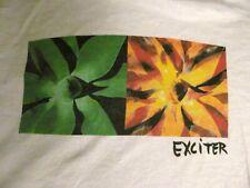 """DEPECHE MODE """"Exciter"""" flower 2001 XL T Shirt"""
