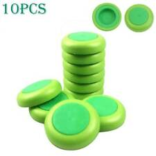 10x New Soft Disc Bullet Refill Blaster Dart Toy For Nerf Vortex Praxis Vigilon