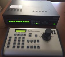 TOA C-DR091/161 SERIES DIGITAL VIDEO RECORDER with C-RM1000 REMOTE CONTROLLER