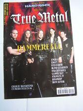 HARD ROCK 1999 HS10 TRUE METAL - HAMMERFALL ANGRA EDGUY STRATOVARIUS IRON SAVIOR