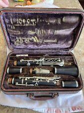 Selmer Paris Professional  Clarinet used rare Q series 1950s