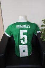 Deutschland Trikot Bayern München 164 Mats Hummels signiert DFB FCB