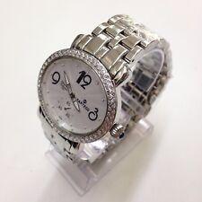 SARTEGO Women's Diamond Collection White Dial Swiss Quartz Watch SDWT060S