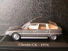 CITROEN CX 2400 PALLAS 1976 GRIS ANTHRACITE RBA COLLECTABLES 1/43 DARK GREY
