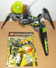 Lego EXO Force 8104 Shadow Crawler V. 2007 + Oba