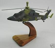 EC-665 Tiger UHT Eurocopter Helicopter Wood Model Big