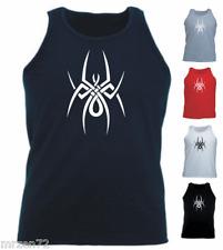 Tribal Spider tank top vest athletic vest