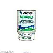 VENEZIANI ADHERPOX BIANCO LT. 0,75 - PRIMER EPOSSIDICO BICOMPONENTE.