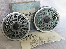 DAIWA 813 800 SERIES  SALMON REEL PLUS  SPARE SPOOL AND LINES