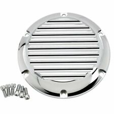 Joker Machine Sportster Harley Davidson 883 48 1200 Chrome Finned Derby Cover
