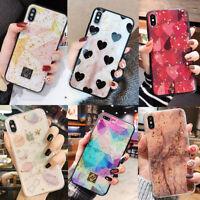 iPhone Xs Max XR X 8 7 6s Plus Bling Glitter Cute Case Slim Cover for Girl Women