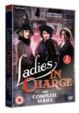 LADIES IN CHARGE the complete series. New sealed DVD.
