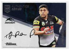 2018 NRL Traders Navy Signature (ASN 11 / 18) Tyrone PEACHEY Panthers