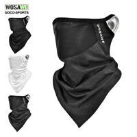 Balaclava Cooling Triangle Scarf Sports Cycling Caps Neck Tube Bandana Headwear