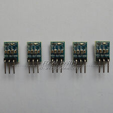 5 PCS DC 5V to 3.3V Step-Down Power Supply Module AMS1117-3.3 LDO 800MA M330