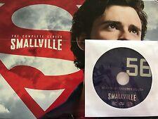 Smallville - Season 10, Disc 2 REPLACEMENT DISC (not full season)
