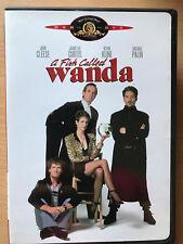 Jokhn Cleese Jamie Lee Curtis FISH CALLED WANDA ~ 1998 Classic US Region 1 DVD