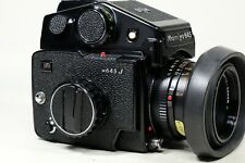 Mamiya M645J Kit with PDS finder and Extras!