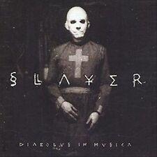 Diabolus in Musica [Bonus Track] by Slayer (CD, Aug-2000, Sony)
