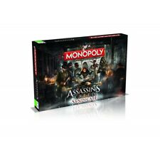 Monopoly Assassins Creed Syndicate Edition Board Game