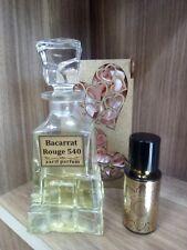 Baccarat Rouge 540 Parfume OIL (PREMIUM QUALITY)