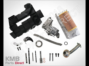 VW Golf 2.0 GTI FSI / TFSI Oil Pump Balance Shaft Delete Kit Inc Instructions
