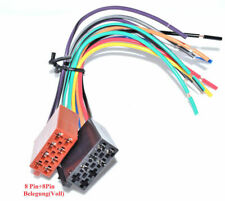 Autoradio DIN ISO Kabel Strom Lautsprecher 16Pin VOLL belegt GALA-CAN-BUS