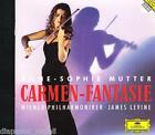 Anne - Sophie Mutter: Carmen-Fantasie / James Levine, Wiener - CD