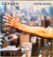 ELTON JOHN : HOME AGAIN [ CD SINGLE FRENCH PROMO ]