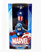 "Captain America Marvel Avengers 6"" Action Figure New NIB 2016 Hasbro Comics"