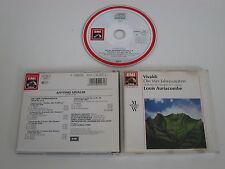 VIVALDI/DIE VIER JAHRESZEITEN - LOUIS AURIACOMBE(EMI CDZ 25 2207 2) CD ALBUM