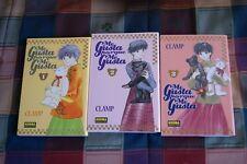 Me gusta porque me gusta - Clamp (Soujo Manga en español)