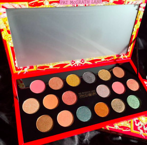 100% Authentic Pat MCGrath Celestial Odyssey Eye Shadow Palette New In Box