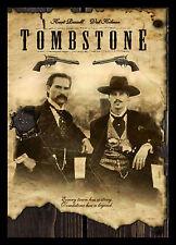 Tombstone FRIDGE MAGNET 6x8 Movie Poster Kurt Russell Magnetic Canvas Print